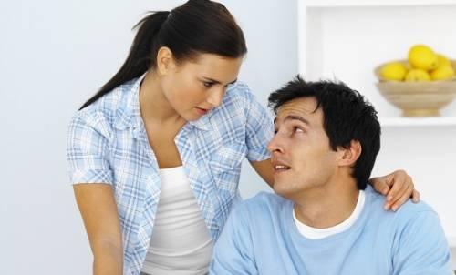 ser frontal con tu pareja
