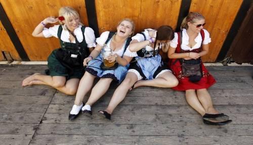chicas de alemania